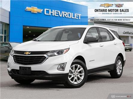 2018 Chevrolet Equinox LS (Stk: 13340A) in Oshawa - Image 1 of 36