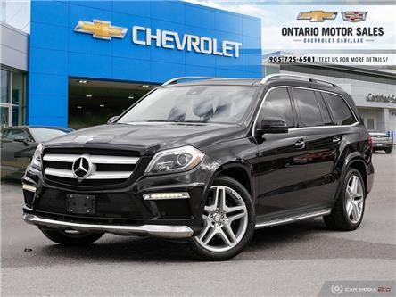 2015 Mercedes-Benz GL-Class Base (Stk: 258556A) in Oshawa - Image 1 of 36