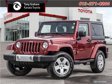 2012 Jeep Wrangler Sahara (Stk: 90247A) in Ottawa - Image 1 of 28