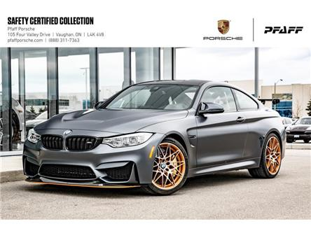 2016 BMW M4 GTS (Stk: U8571) in Vaughan - Image 1 of 22