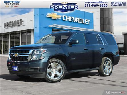 2019 Chevrolet Tahoe LT (Stk: P19375) in Windsor - Image 1 of 30