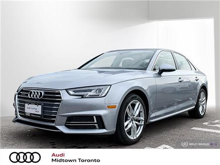 2018 Audi A4 2.0T Technik (Stk: AU8496A) in Toronto - Image 1 of 25