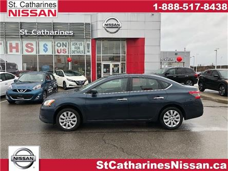 2015 Nissan Sentra  (Stk: P2616) in St. Catharines - Image 1 of 18