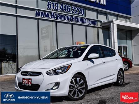 2017 Hyundai Accent  (Stk: 20040B) in Rockland - Image 1 of 26