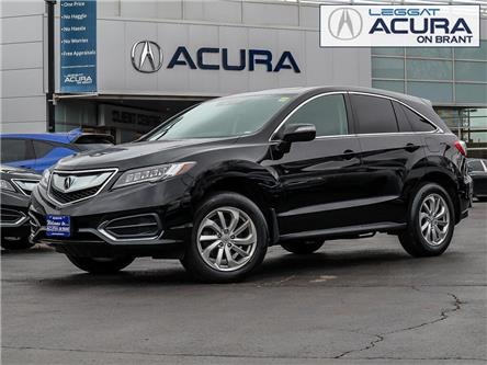 2018 Acura RDX Tech (Stk: 4205) in Burlington - Image 1 of 26