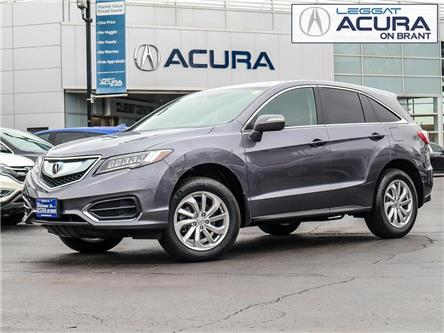 2017 Acura RDX Tech (Stk: 4198) in Burlington - Image 1 of 28