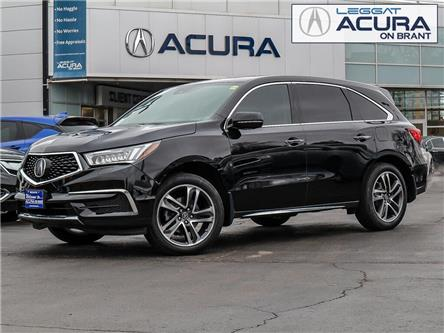 2017 Acura MDX Navigation Package (Stk: 5020) in Burlington - Image 1 of 28