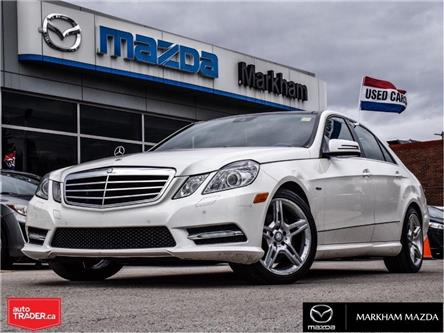 2012 Mercedes-Benz E-Class Base (Stk: N190663B) in Markham - Image 1 of 29