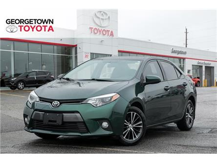 2016 Toyota Corolla LE (Stk: 16-82139GT) in Georgetown - Image 1 of 19