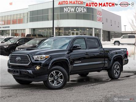 2018 Toyota Tacoma SR5 (Stk: U7205) in Barrie - Image 1 of 27