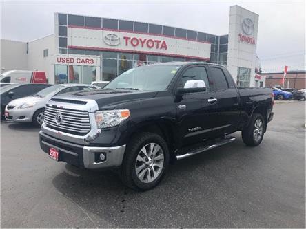 2017 Toyota Tundra  (Stk: U3378) in Niagara Falls - Image 1 of 23