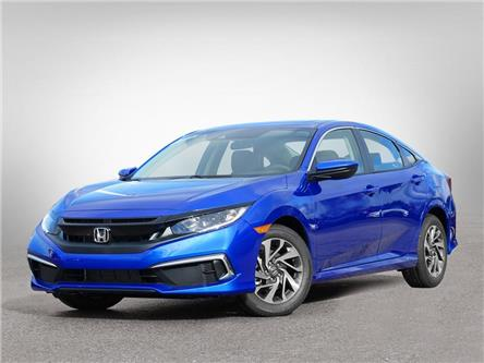 2020 Honda Civic EX (Stk: N20187) in Welland - Image 1 of 23