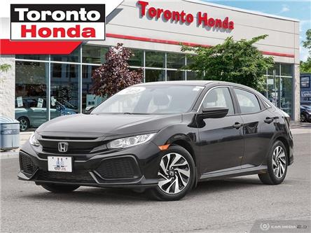 2018 Honda Civic Hatchback LX (Stk: H40070L) in Toronto - Image 1 of 27