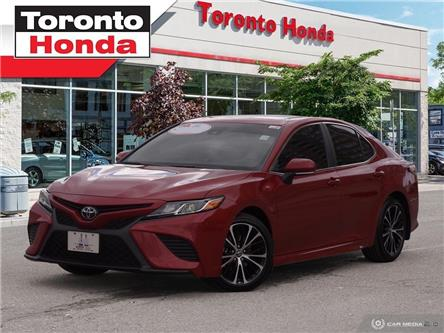 2019 Toyota Camry SE (Stk: H40142T) in Toronto - Image 1 of 28