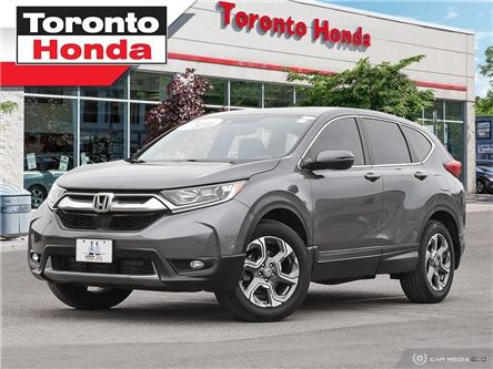 2018 Honda CR-V EX-L (Stk: H40116L) in Toronto - Image 1 of 27