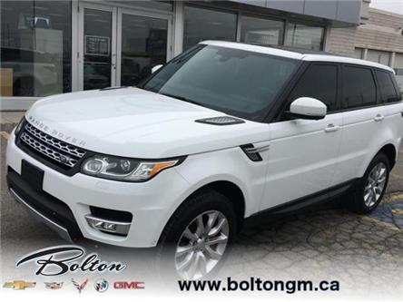 2015 Land Rover Range Rover Sport V8 Supercharged (Stk: 1371P) in BOLTON - Image 1 of 11