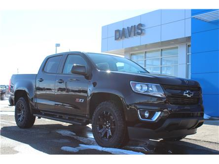 2020 Chevrolet Colorado Z71 (Stk: 214887) in Claresholm - Image 1 of 24