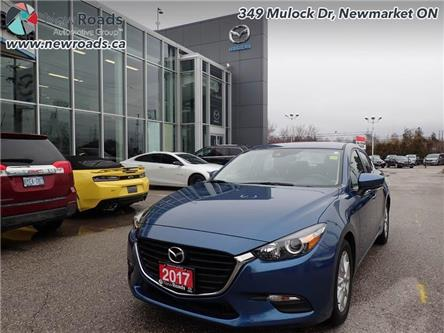 2017 Mazda Mazda3 GS (Stk: 14411) in Newmarket - Image 1 of 30