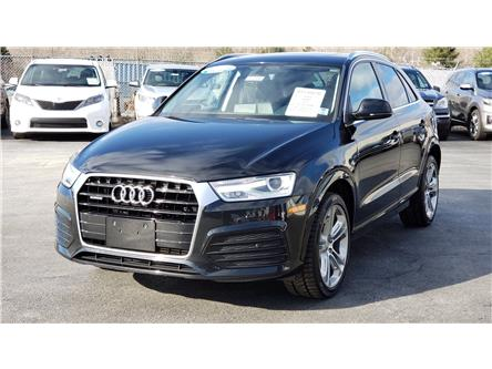 2018 Audi Q3 2.0T Progressiv (Stk: 10704) in Lower Sackville - Image 1 of 26