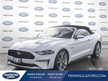 2019 Ford Mustang GT Premium (Stk: 1965) in Owen Sound - Image 1 of 24