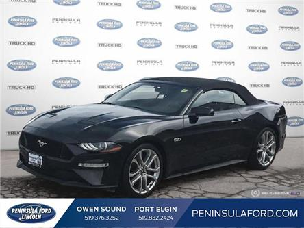 2019 Ford Mustang GT Premium (Stk: 1964) in Owen Sound - Image 1 of 24