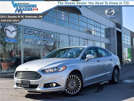 2013 Ford Fusion Titanium (Stk: 15333A) in Etobicoke - Image 1 of 27