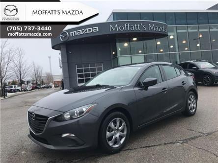 2015 Mazda Mazda3 Sport GX (Stk: P7949B) in Barrie - Image 1 of 19