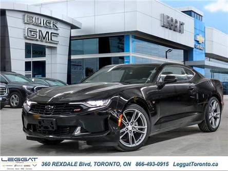 2020 Chevrolet Camaro  (Stk: 129168) in Etobicoke - Image 1 of 23