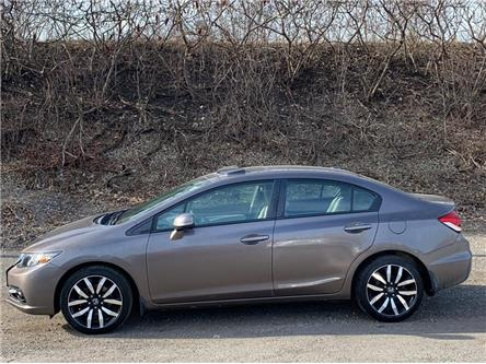 2013 Honda Civic Touring (Stk: UC3426) in London - Image 1 of 8
