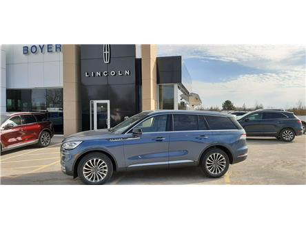 2020 Lincoln Aviator Reserve (Stk: L2021) in Bobcaygeon - Image 1 of 27