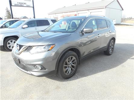 2016 Nissan Rogue SL Premium (Stk: ) in Cameron - Image 1 of 12