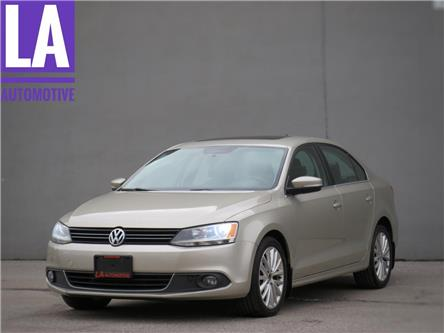 2012 Volkswagen Jetta 2.0 TDI Highline (Stk: 3308) in North York - Image 1 of 30