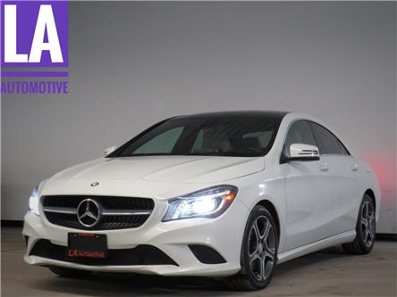 2016 Mercedes-Benz CLA-Class Base (Stk: 1FSOLK3284) in North York - Image 1 of 26