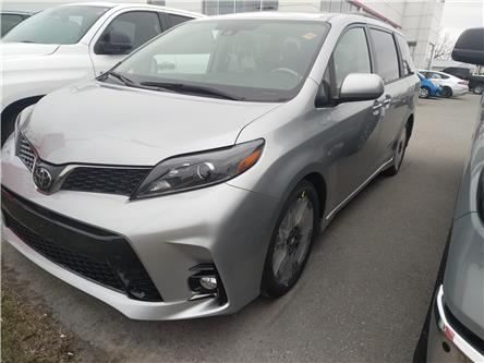 2020 Toyota Sienna SE 8-Passenger (Stk: TW137) in Cobourg - Image 1 of 6
