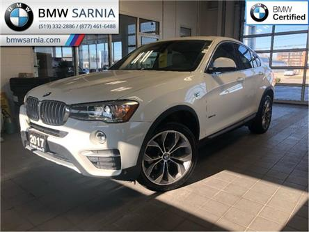 2017 BMW X4 xDrive28i (Stk: XU260) in Sarnia - Image 1 of 19
