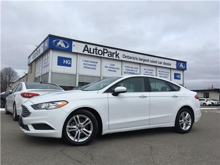 2018 Ford Fusion  (Stk: 18-12121) in Brampton - Image 1 of 22