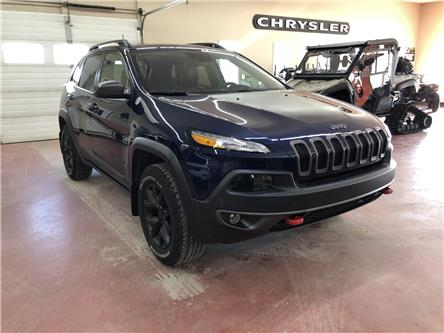 2018 Jeep Cherokee Trailhawk (Stk: T20-29A) in Nipawin - Image 1 of 26