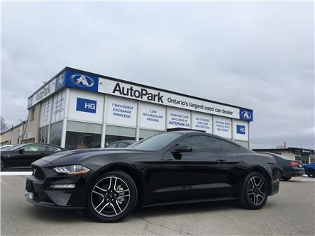 2019 Ford Mustang EcoBoost (Stk: 19-75984) in Brampton - Image 1 of 17