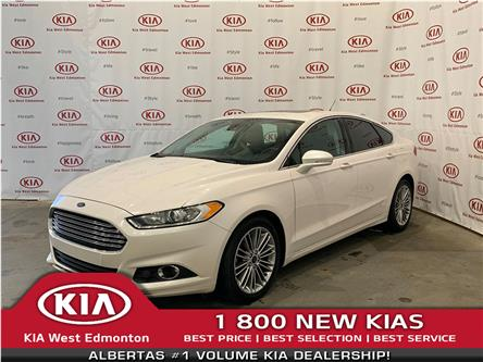 2013 Ford Fusion SE (Stk: 22218C) in Edmonton - Image 1 of 31