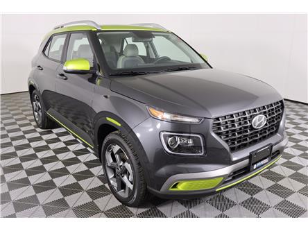 2020 Hyundai Venue Trend w/Urban PKG - Grey-Lime Interior (IVT) (Stk: 120-163) in Huntsville - Image 1 of 30