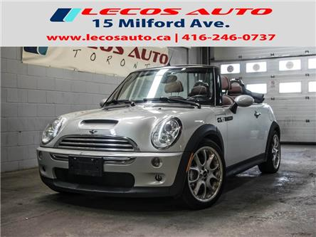 2008 MINI Cooper S Base (Stk: 80857) in Toronto - Image 1 of 20
