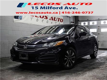 2014 Honda Civic EX (Stk: 000673) in Toronto - Image 1 of 20