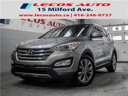2013 Hyundai Santa Fe Sport  (Stk: 046578) in Toronto - Image 1 of 27