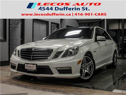 2010 Mercedes-Benz E-Class Base (Stk: 109179) in Toronto - Image 1 of 25