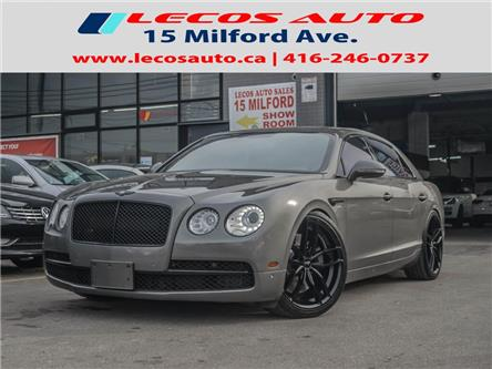 2014 Bentley Flying Spur W12 Muliner (Stk: SCBEC9) in Toronto - Image 1 of 22