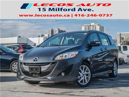 2013 Mazda Mazda5 GT (Stk: 147067) in Toronto - Image 1 of 23