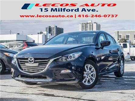2016 Mazda Mazda3 GS (Stk: 299251) in Toronto - Image 1 of 22