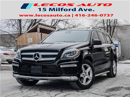 2015 Mercedes-Benz GL-Class Base (Stk: 544687) in Toronto - Image 1 of 29