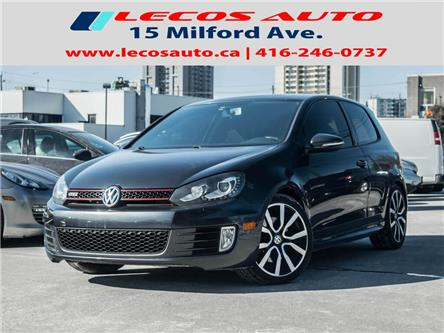 2013 Volkswagen Golf GTI 3-Door (Stk: 116725) in Toronto - Image 1 of 18