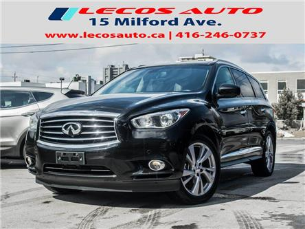 2013 Infiniti JX35 Base (Stk: 304785) in Toronto - Image 1 of 25
